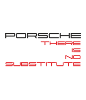 Женская майка борцовка Porsche - There is no substitute