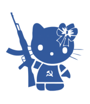 Шапка Kitty Soldier