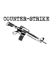 Толстовка без капюшона Counter Strike