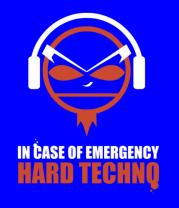 Бейсболка Hard Techno