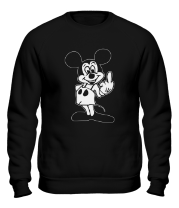 Толстовка без капюшона Mickey Mouse & Fuck