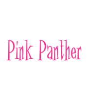 Толстовка The Pink Panther