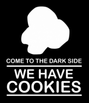 Женская майка борцовка Come to DS we have Cookies