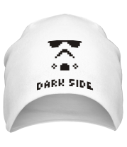 Шапка Dark side pixels