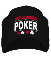 Шапка World series of poker