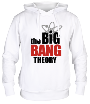 Толстовка the Big Bang Theory