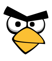Кружка Angry Birds Red Face