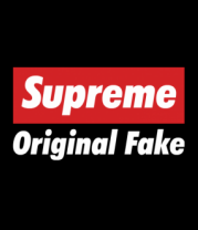 Толстовка Supreme Original Fake