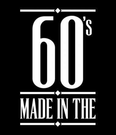Детская футболка  Made in the 60s
