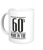 Кружка Made in the 60s