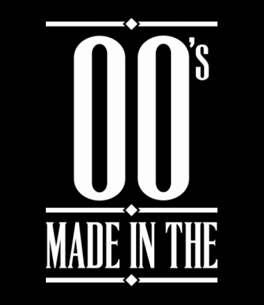 Детская футболка  Made in the 00s