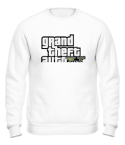 Толстовка без капюшона GTA 5 Original logo