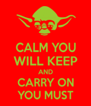 Детская футболка  Kelm you will keep and carry on you must