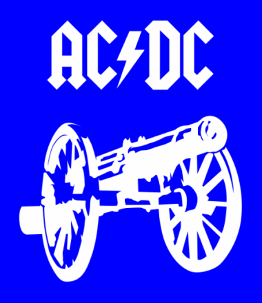 Толстовка ACDC For Those About Rock