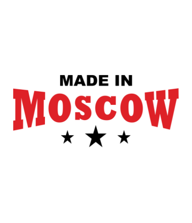 Женская майка борцовка Made in Moscow
