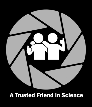 Мужская майка A Trusted Friend in Science