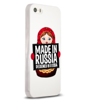Чехол для iPhone Made in Russia