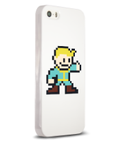 Чехол для iPhone Pixel Vault Boy
