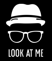 Шапка Look at me