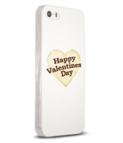 Чехол для iPhone  Happy Valentine Day
