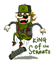 Толстовка King of the Streets