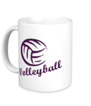 Кружка Volleyball