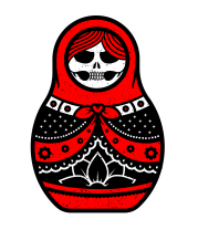 Чехол для iPhone Matryoshka