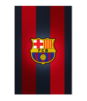Чехол для iPhone Barcelona FC