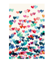 Чехол для iPhone Heart Art
