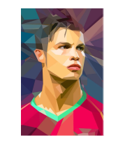 Чехол для iPhone Cristiano Ronaldo Art