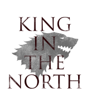 Толстовка King in the North