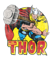 Бейсболка Thor Springs Into Action