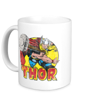 Кружка Thor Springs Into Action