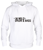 Толстовка The World of Drum&Bass