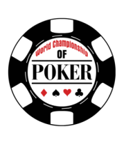 Мужская майка World Championship of Poker