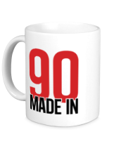 Кружка Made in 90s