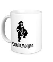 Кружка Capitan Morgan