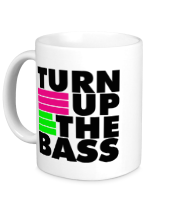 Кружка Turn Up The Bass