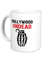 Кружка hollywood undead